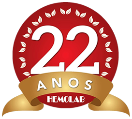 22 Anos - Laboratório Hemolab